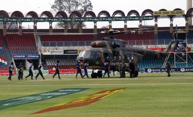 क्रिकेट टीम पर हमले : जब खिलाडि़यों पर पत्थर ही नहीं गोलियां भी चलीं