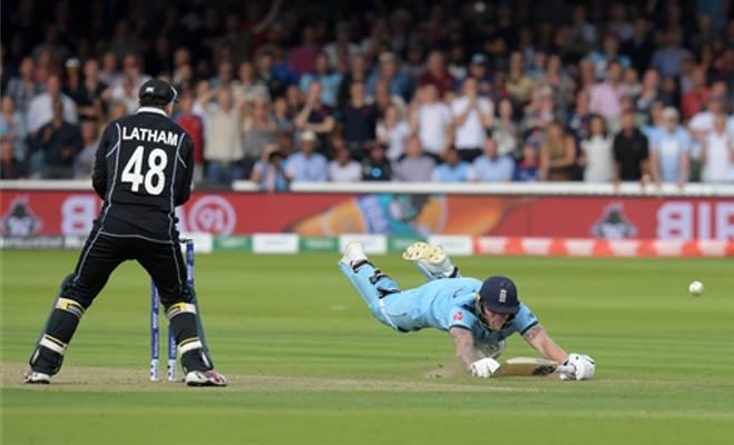 icc world cup 2019 : अंपायरों से हुई गलती,क्रिकेट के नियम के मुताबिक न्यूजीलैंड को बनना चाहिए था चैंपियन