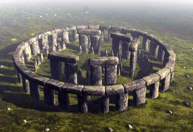 Dried Up Grass Reveals The Secret Of Stonehenge Circle- Inext Live