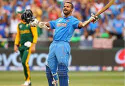 Ind vs Sa शिखर धवन से पहले यह 8 खिलाड़ी लगा चुके अपने 100वें मैच में शतक