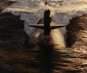 चीन बना रहा है इंटेलिजेंट पनडुब्बी जो दुश्मन के जहाज को डुबाने के लिए जा सकती है सुसाइड मिशन पर