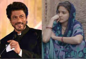 लोग अनुष्का पर मीम्स बना कर मजाक उडा़ रहे, तो शाहरुख ने ये करके उडा़ईं सुई-धागा की हंसी