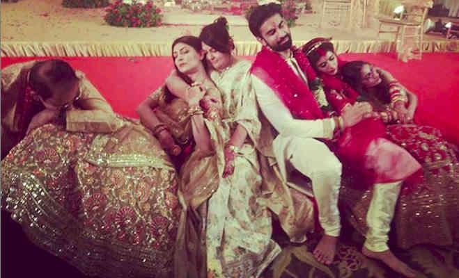 वायरल वीडियो में दिखी भाई राजीव की शादी में सुष्मिता सेन की खुशी