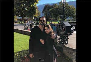 तस्वीरें : स्विट्जरलैंड में 'सिंबा' निर्देशक रोहित और डेब्यू गर्ल सारा दिखे मस्ती करते