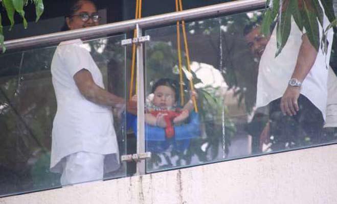 करीना के बेटे तैमूर की ये वाली फोटो भी हो गई वायरल