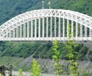 उत्तराखंड: 40 गांवों की 45 हजार की आबादी को मिला तोहफा, शुरु हुआ टिहरी लेक आर्क ब्रिज