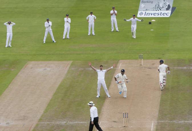 इंग्लैंड ही है वो टीम जिसने टेस्ट में भारत को 42 रन पर ऑलआउट कर दिया था