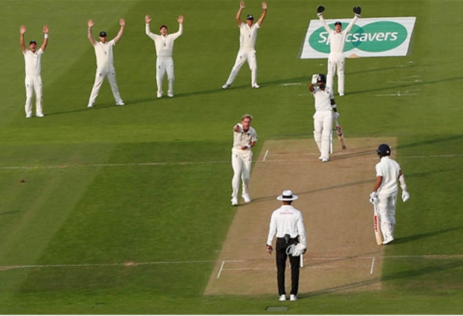 इंग्लैंड को सस्ते में समेटने के बाद भारत ने दोहराई ये गलती, तो हार जाएंगे मैच