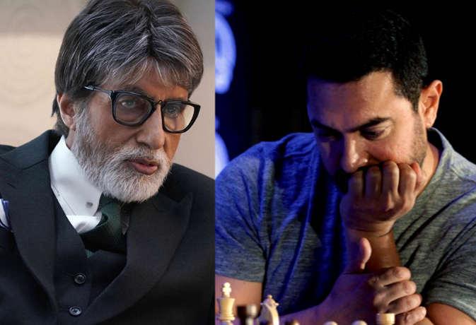 अमिताभ को सामने देख कर आमिर के मुंह से नहीं फूटते बोल, फिर भी इस फिल्म में संग नजर आएंगे