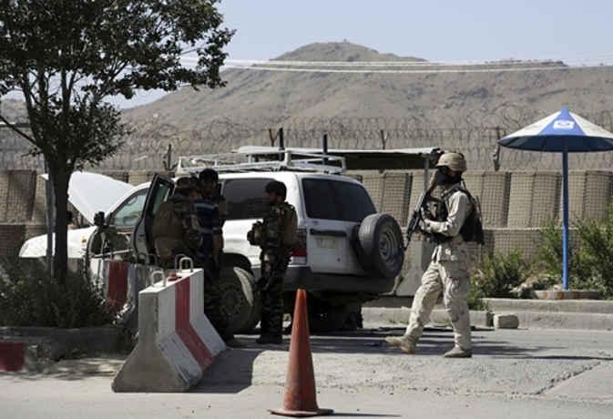 अफगानिस्तान में अमरीकी सेना ने तालिबान के ठिकानों पर किया हमला, 50 आतंकी कमांडर ढेर