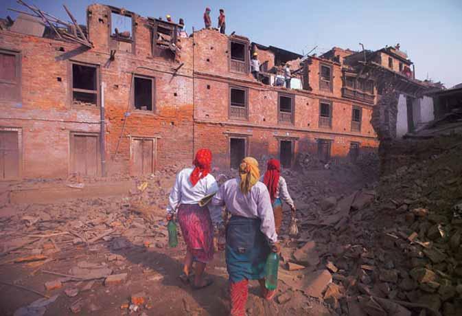 भूकंप के बाद नेपाल में शुरु हुई मानव-तस्करी