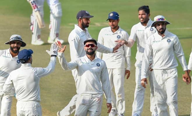 ind vs wi : स्टेडियम में बने मंदिर की वजह से भारत जीता हैदराबाद टेस्ट,पढ़ें इसकी रोचक कहानी