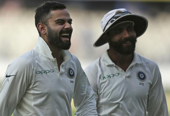 Ind vs Wi : स्टेडियम में बने मंदिर की वजह से भारत जीता हैदराबाद टेस्ट, पढ़ें इसकी रोचक कहानी