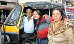 ऑटोरिक्शा चालक की बेटी बनी PCS-J की टॉपर