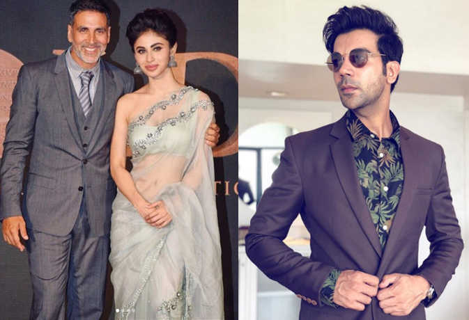 'गोल्ड' एक्ट्रेस मौनी रॉय ने शुरू की अपनी दूसरी फिल्म की शूटिंग, अक्षय के बाद राज कुमार राव संग करेंगी रोमांस