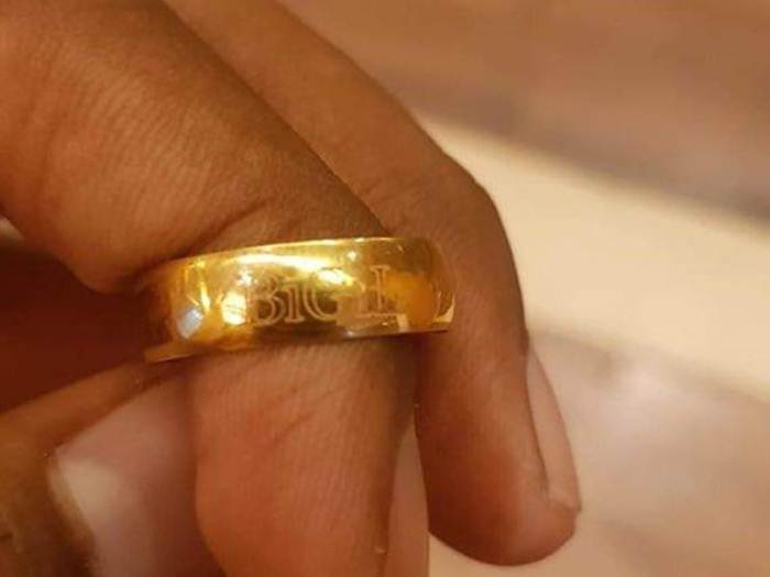 South Indian Super Star Vijay Gives Gift Of Bigil Gold Rings