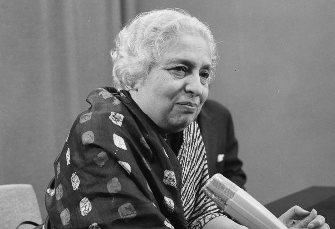 जानते हैं संयुक्त राष्ट्र महासभा की पहली महिला अध्यक्ष भारतीय थी