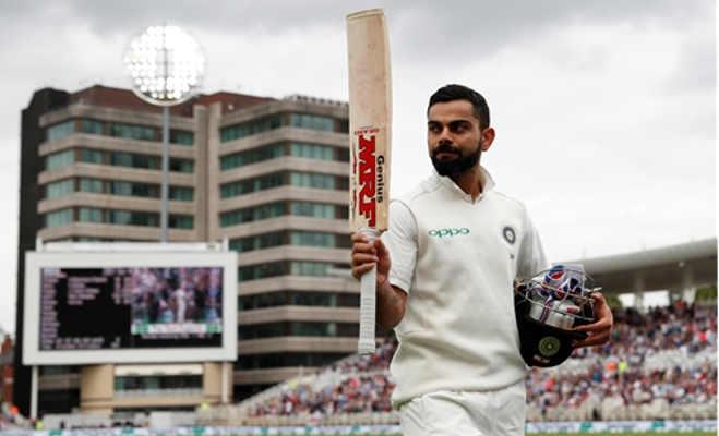 सचिन से 4 साल पहले ही कोहली ने ठोक दी 23वीं टेस्ट सेंचुरी,इतना निकल गए आगे