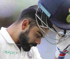 आॅस्ट्रेलिया में जब-जब विराट लगाते हैं शतक, भारत नहीं जीत पाता टेस्ट मैच