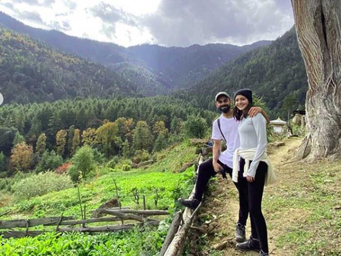 virat kohli birthday: भूटान गए विराट-अनुष्का को नहीं पहचान पाया कोई,जमीन पर बिठाकर पिलाई चाय