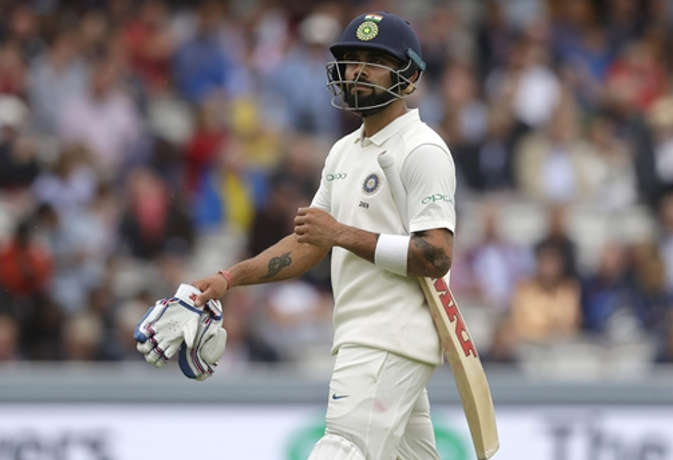 भारत को लॉर्ड्स में 44 साल बाद मिली इतनी बड़ी हार, टूट गया कोहली का अहंकार