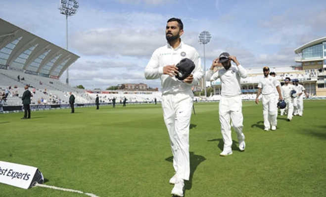 अब तक की सबसे कमजोर इंग्लिश टीम को भी नहीं हरा पाए विराट