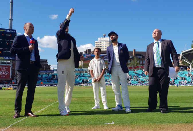 एक टेस्ट सीरीज में पांचो टॉस जीतने वाले इकलौते भारतीय कप्तान कौन हैं?