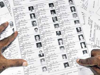 घर बैठे print करें voter slip