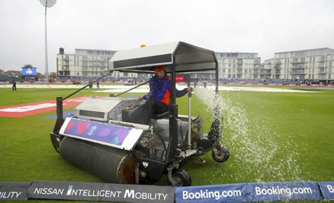 इंग्लैंड में दोगुनी बारिश से रद हो रहे वर्ल्डकप मैच,icc ने बताया क्यों नहीं रख सकते रिजर्व डे