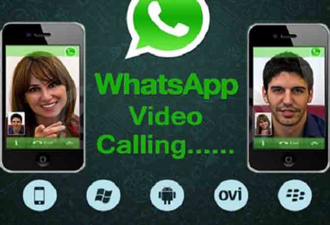 यूजर्स के लिए whatsapp जल्द लाएगा वीडियो कॉलिंग फीचर