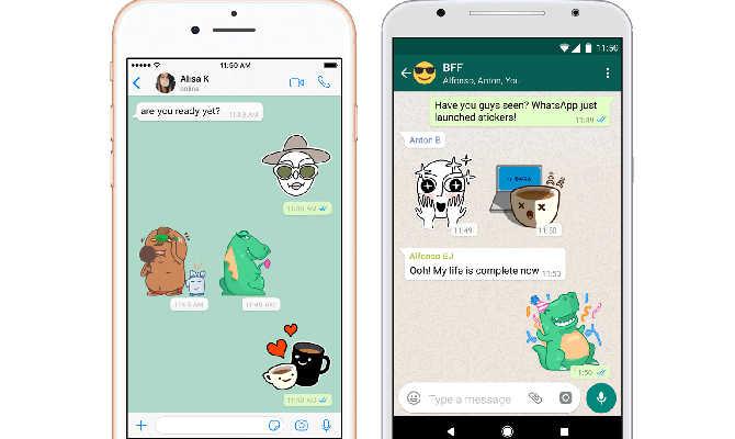आईफोन यूजर्स के लिए बुरी खबर,डिलीट होने वाले हैं व्हाट्सऐप स्टीकर्स!