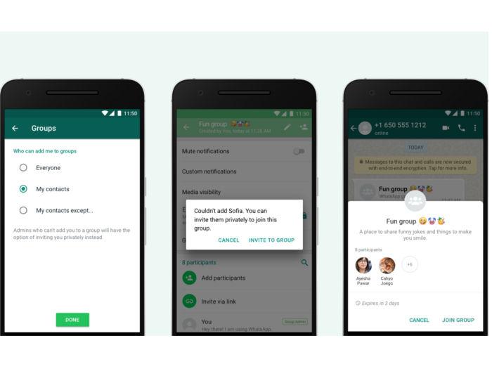 how to: whatsapp ग्रुप में बिना आपकी मर्जी के कोई आपको नहीं जोड़ सकेगा अगर यह आसान स्टेप्स फॉलो करेंगे