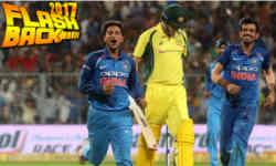 इन 4 भारतीय गेंदबाजों ने जितने कुल मैच नहीं खेले, उससे ज्यादा विकेट तो 2017 में लिए