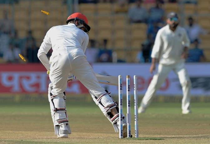 भारत ने अफगानिस्तान को एक दिन में 2 बार किया ऑलआउट, 130 साल पहले गिरे थे सबसे ज्यादा विकेट