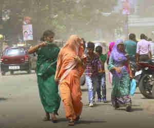 माैसम : चढ़ा पारा, यूपी-बिहार में दो दिन लू से होगा सामना