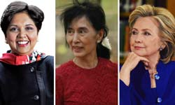 International women's day: दुनिया की 10 पावरफुल वर्किंग मदर