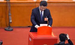 चिनफिंग दोबारा चुने गए चीन के राष्ट्रपति, एक मत भी विरोध में नहीं