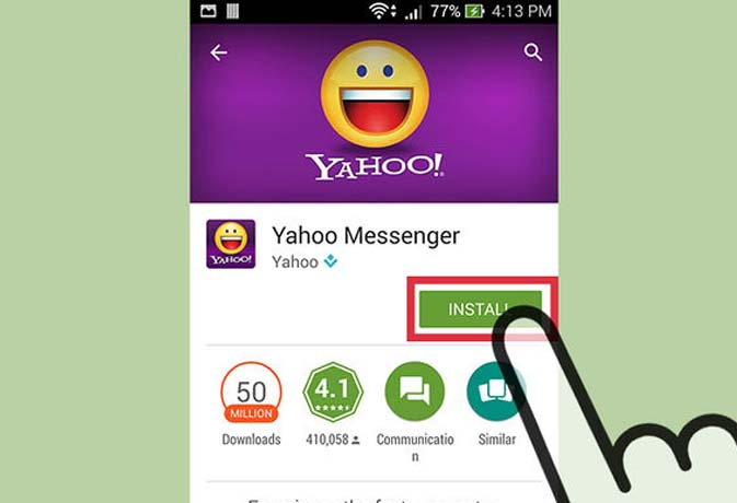 Yahoo Messenger Releases Revamped Version Of Chat Service