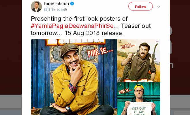 15 अगस्त को इन तीन बडी़ फिल्मों की होगी बॉक्स ऑफिस टक्कर,सोमवार को सामने आएगा गोल्ड का ट्रेलर भी