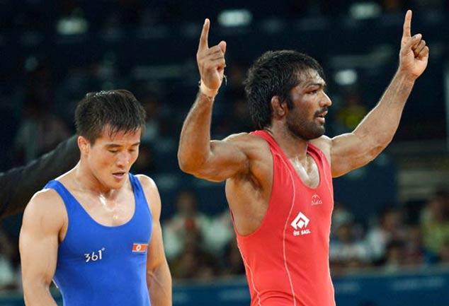 सुशील कुमार-योगेश्वर ने जीते गोल्ड और सिल्वर मैडल