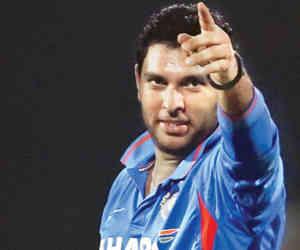 इस टीम से युवराज सिंह कर रहे क्रिकेट मैदान पर वापसी