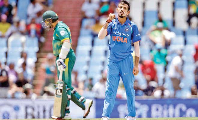 टी-20 में सबसे ज्यादा पिटने वाले 5 भारतीय गेंदबाज,चहल का नाम सबसे ऊपर