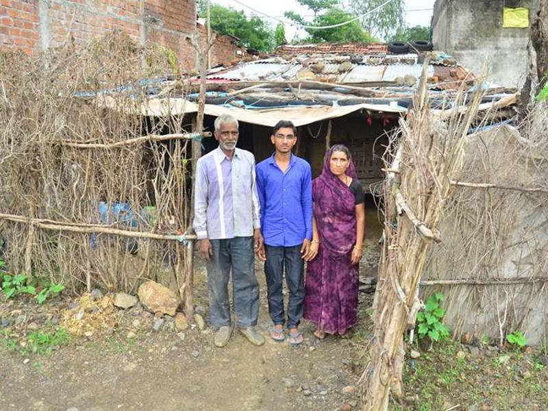 पन्नी बीनने वाले के बेटे ने छुआ सफलता का शिखर, एम्स में करेगा पढ़ाई