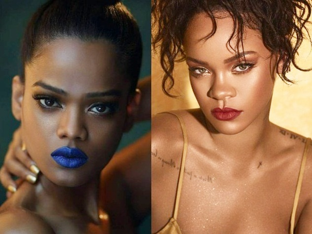 Rene looks like Pop star Rihanna in Chhattisgarh Changed life after being  picture viral