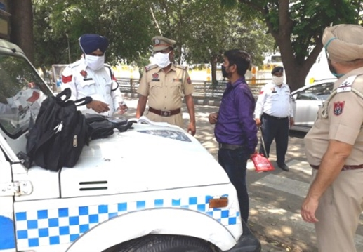 630 arrested in 3 days