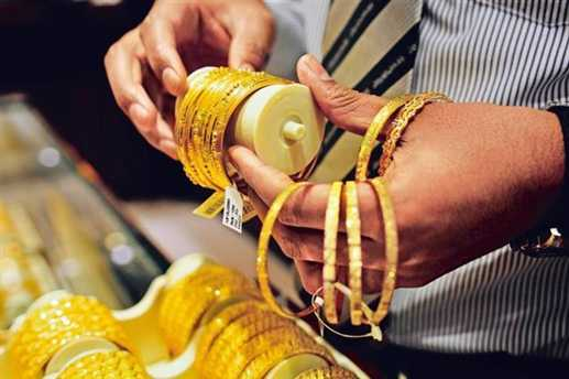 Tax on gold jewellery selling
